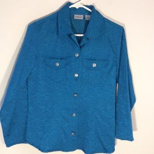 Women's Chico's Jacket Size 0 #181-210
